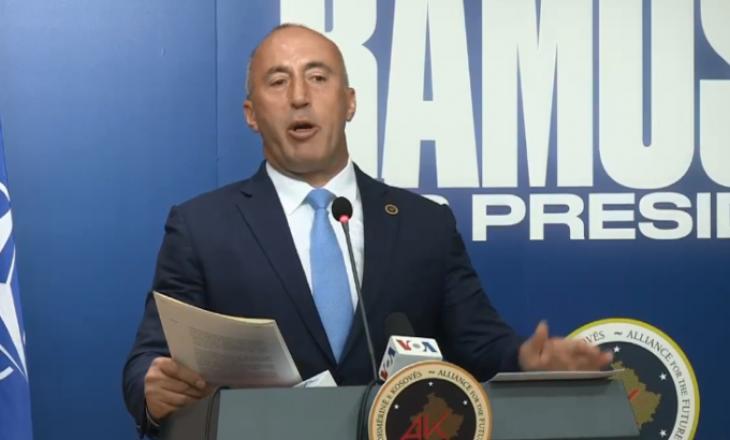 Haradinaj: S'ka Minishengen pa njohjen reciproke Kosovë-Serbi