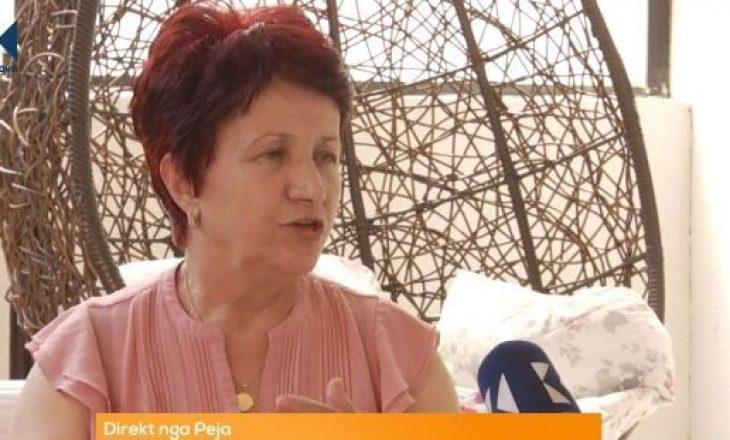 Flet nëna e Distria Krasniqit: Emocion i veçantë