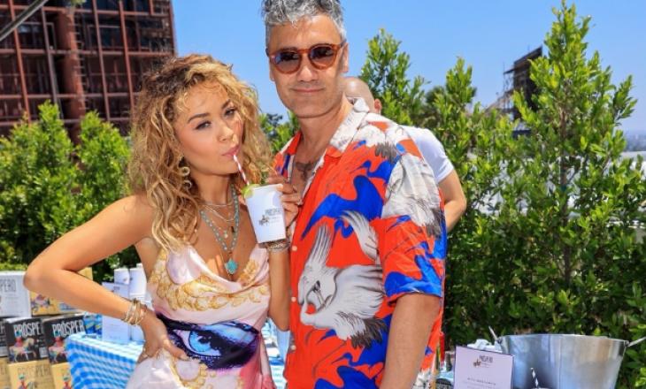 Rita Ora dhe Taika Waititi bëjnë daljen e parë zyrtare si çift