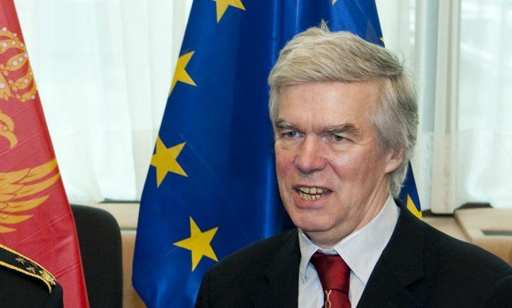 Cooper: Ulja e Kosovës përballë Serbisë më 2011 tregoi se është shtet i pavarur