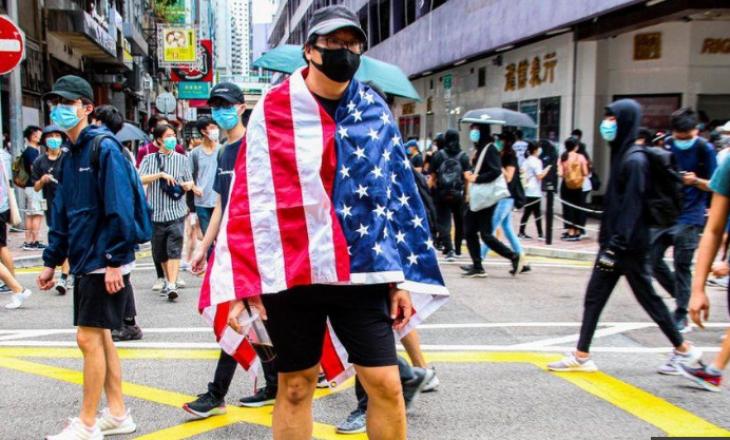 Bizneset amerikane paralajmërohen për rrezikun që iu kanoset në Hong Kong