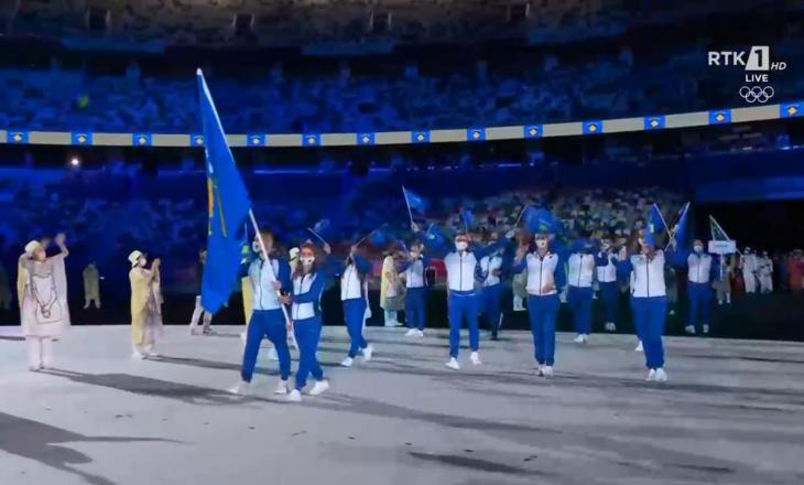 Kosova parakalon në ceremoninë hapëse të Lojërave Olimpike