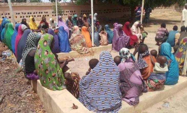 Nigeri: Rreth 100 gra dhe fëmijë të rrëmbyer u shpëtuan
