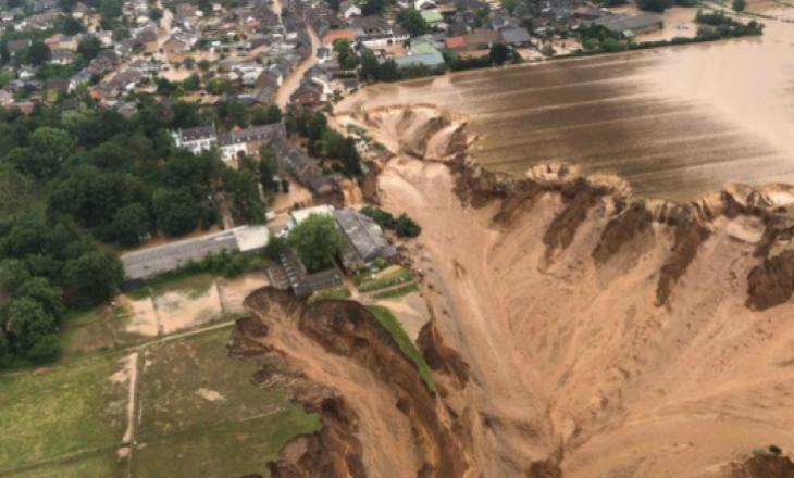 Rritet numri i vdekjeve në Gjermani dhe Belgjikë nga vërshimet