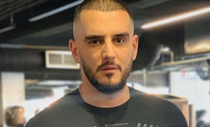 """""""Më mirë mysliman me tatuazh se…"""", Gold AG përplaset me ndjekësin e tij në Instagram"""