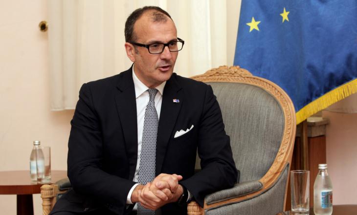 """""""Dialogu me Kosovën element kryesor për pranimin e Serbisë në BE"""""""
