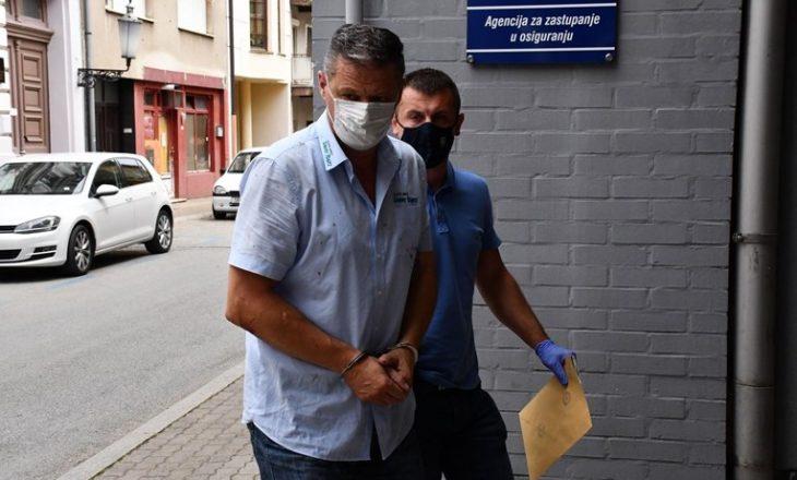 Shoferi i autobusit dërgohet në prokurorinë në Kroaci