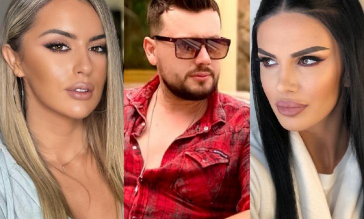 """""""Nuk e la gruaja Mevlanin të publikojë këngët me mua"""", Antonela thumbon Ledianën"""