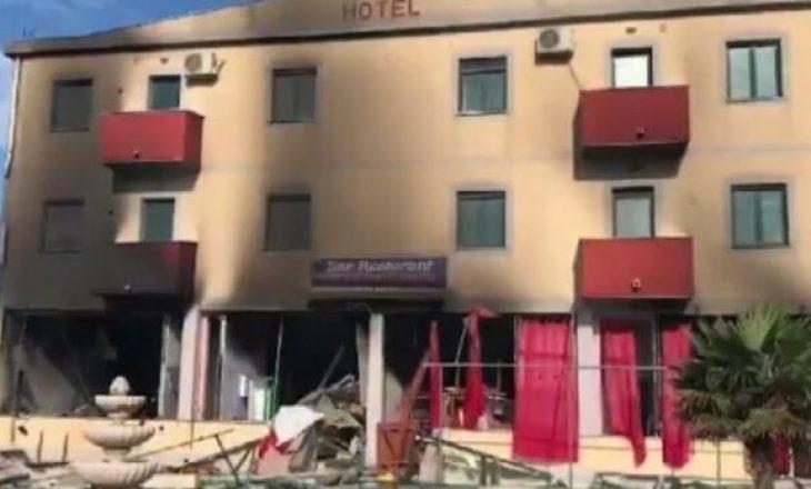 Shpërthimi i bombolës në Velipojë – Vdes një nga katër të djegurat