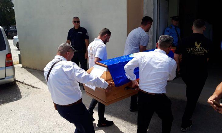 Trupat e viktimave të aksidentit në Kroaci dërgohen në morg