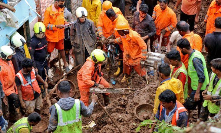 Edhe India po përballet me katastrofën e shiut, 30 të vdekur për një ditë