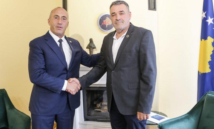 Hasan Ismajli, kandidat i AAK-së për kryetar të Fushë Kosovës