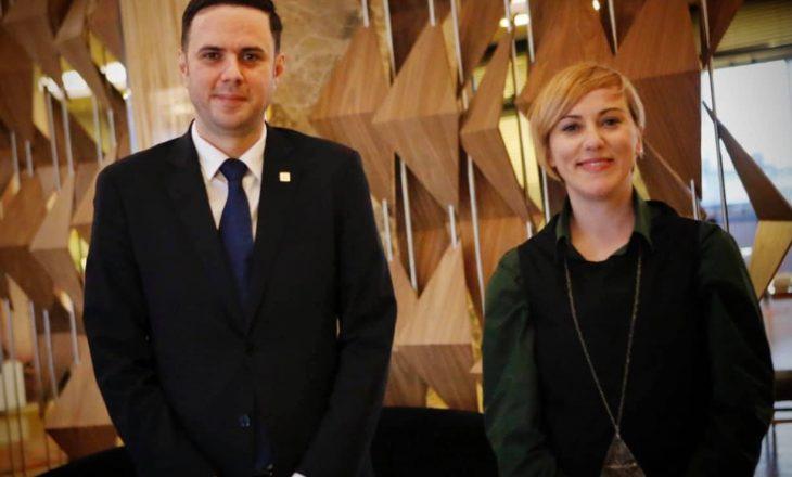 """Nga LDK reagojnë për pezullimin e vendimit për """"tiketat ngjitëse"""": Dorëheqja është e domosdoshme"""