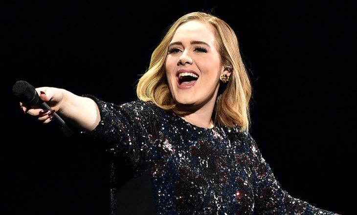 Adele shfaqet në publik me të dashurin e ri