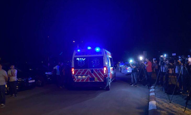 Arrijnë në Kosovë të mbijetuarit e aksidentit në Kroaci