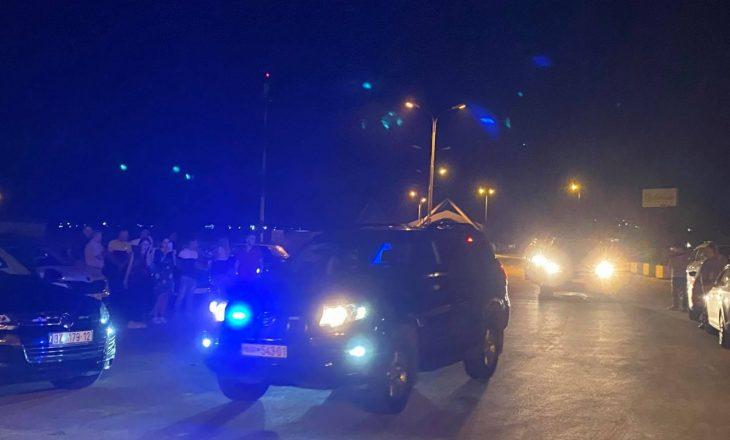 Në pritje të mërgimtarëve të aksidentuar në Kroaci edhe liderët institucional