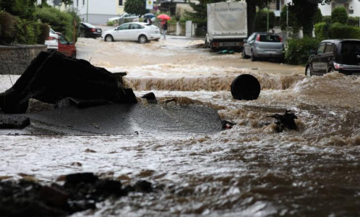 19 të vdekur nga përmbytjet në Gjermani