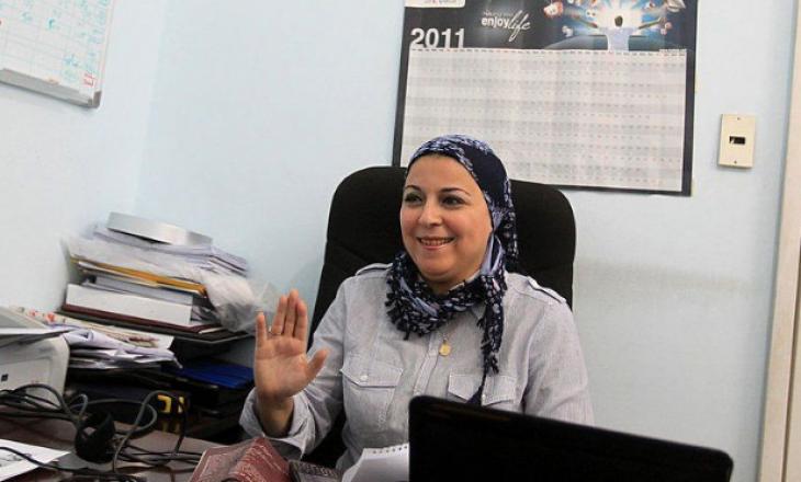 Lirohet nga burgu aktivistja egjiptiane që ndihmoi revolucionin e vitit 2011