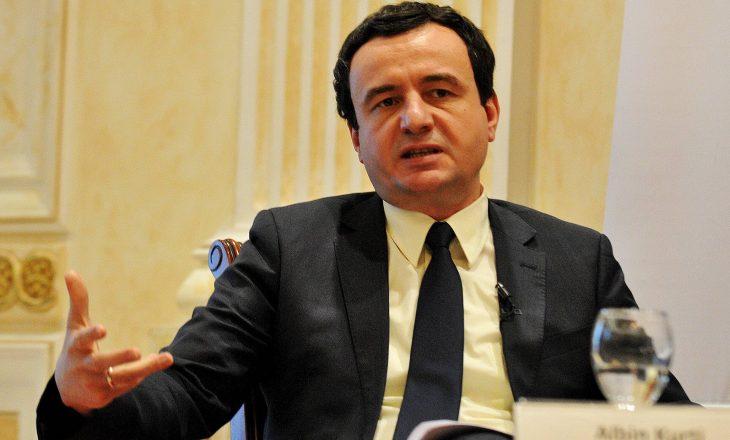 Kurti publikon dokumentin që ia refuzoi Vuçiqi në Bruksel