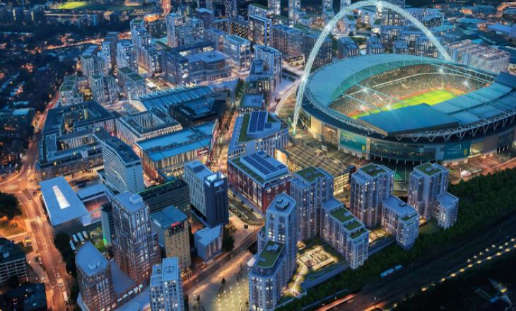 """Gjysmëfinalet e """"EURO 2020"""", zhvillohen në Wembley"""