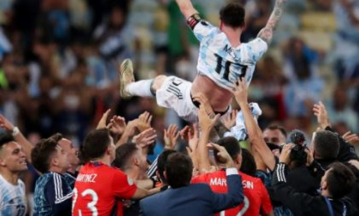 """Argjentina është fituese e """"Copa America"""""""