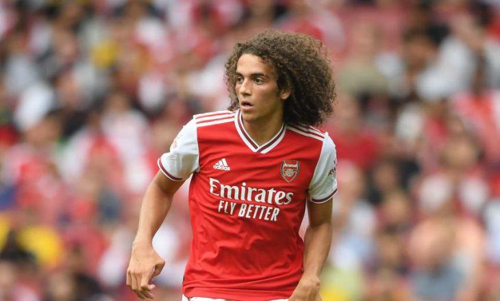 Guendouzi konfirmon largimin nga Arsenali