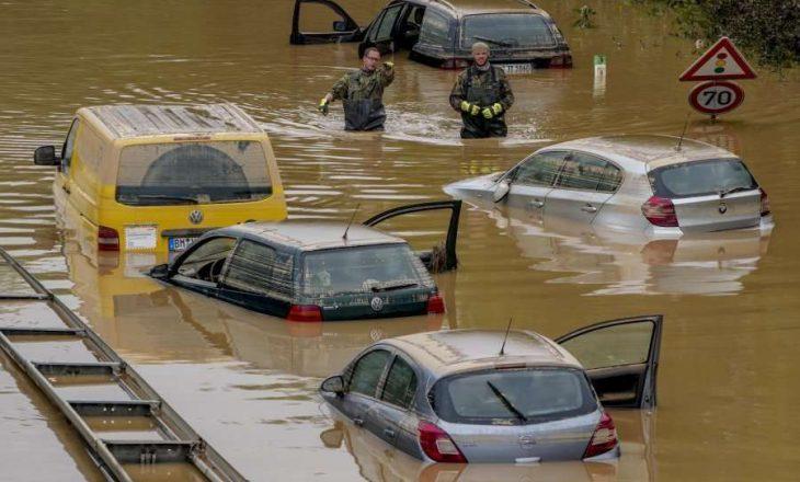 Qeveria ngushëllon familjet e viktimave të Kosovës nga përmbytjet në Gjermani