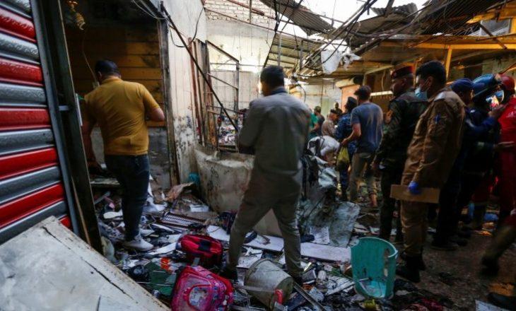 Së paku 35 njerëz të vrarë në një sulm në Bagdad