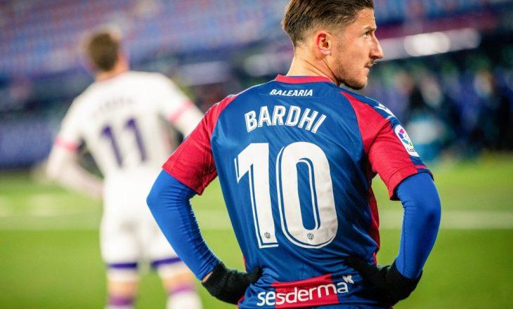 Enis Bardhi shumë afër transferimit në Serie A