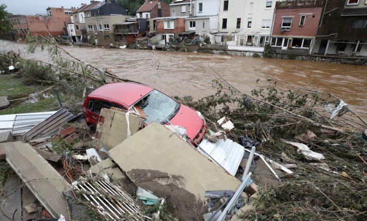 Belgjika do të shpall ditë zie për viktimat nga përmbytjet