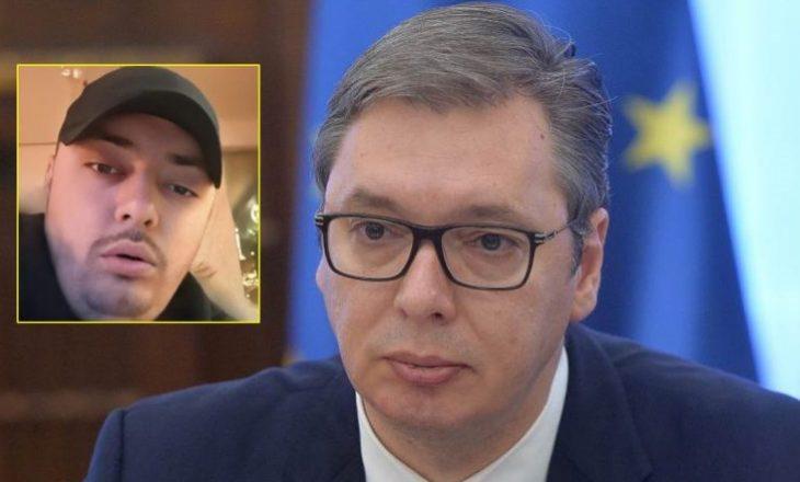 """""""Vuçiq më ka kërkuar shërbime"""", kreut i grupit kriminal më brutal në rajon flet për lidhjen me presidentin serb"""