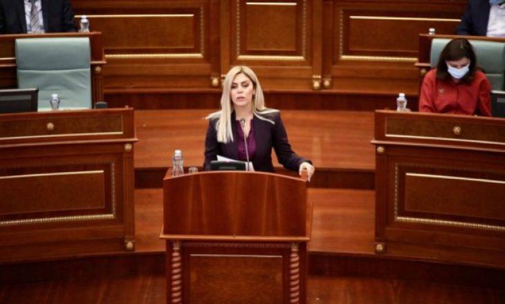 Deliu – Osmanit: Emëroje anëtarin e PDK-së në KQZ, ndalo së shërbyerit VV-së