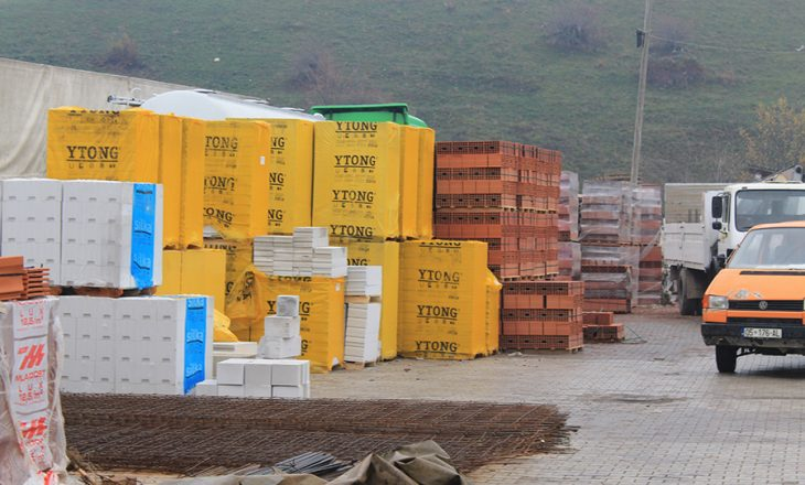 Ministria sqarohet rreth vendimit antidamping për bllokat e importuar nga Serbia