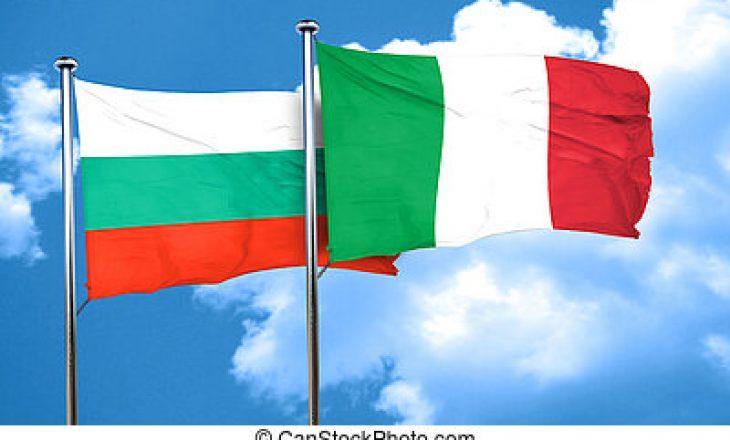 Tifozët anglez sulmojnë ambasadën bullgare në Londër, u ngjason flamuri me atë italian