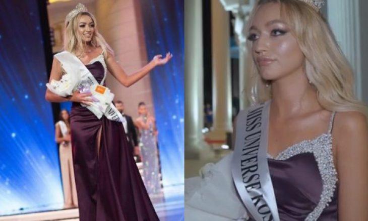 Miss Universe Kosova rrëfen se si u përdhunua në moshën 13-vjeçare: Më kanë trafikuar në Kosovë e Serbi