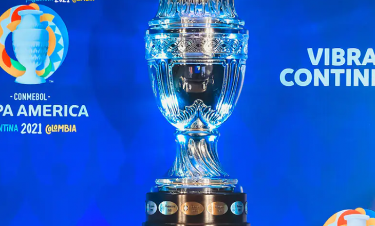 "Dy ndeshjet e sotme çerekfinale në ""Copa Ammerica"""