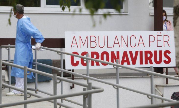 Dy pacientë me COVID-19 në Infektivë janë në gjendje të rëndë
