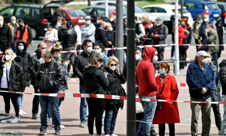Në Gjermani mund të ketë kufizime për personat e pavaksinuar