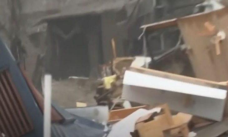 Japoni: 19 të zhdukur pas rrëshqitjes së dheut