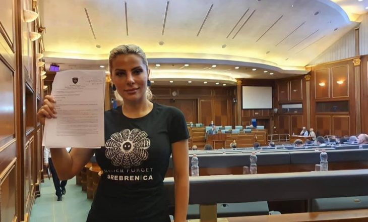 Balje pas miratimit të rezolutës për Srebrenicën: Jam krenare me shtetin tim