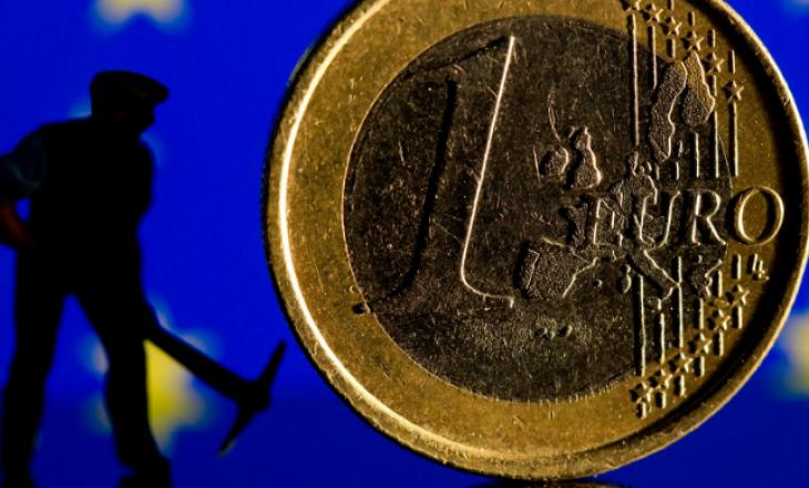 Bie papunësia në Bashkimin Evropian