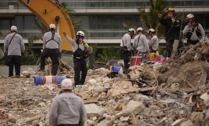 Shkon në 78 numri i viktimave nga shembja e ndërtesës në Florida