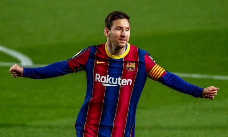 Messi do të nënshkruaj kontratën e re me këtë klub