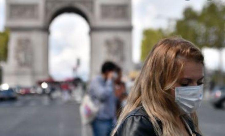 Francë: Shtohet numri infeksioneve me COVID-19