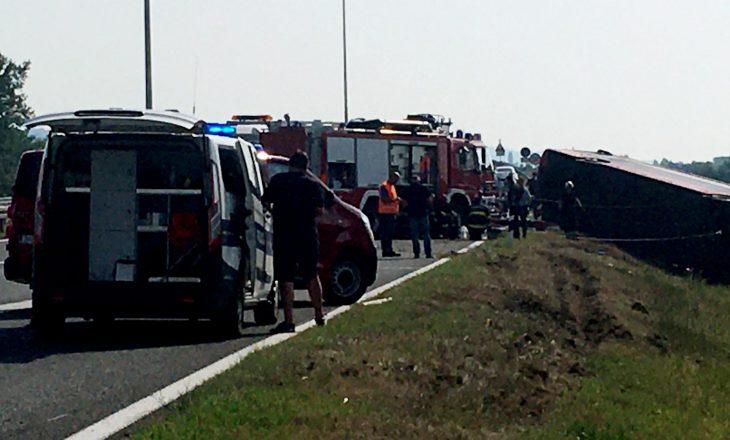 Flasin dy nga të mbijetuarit e aksidentit të sotëm në Kroaci: Gjithçka ndodhi brenda një minute