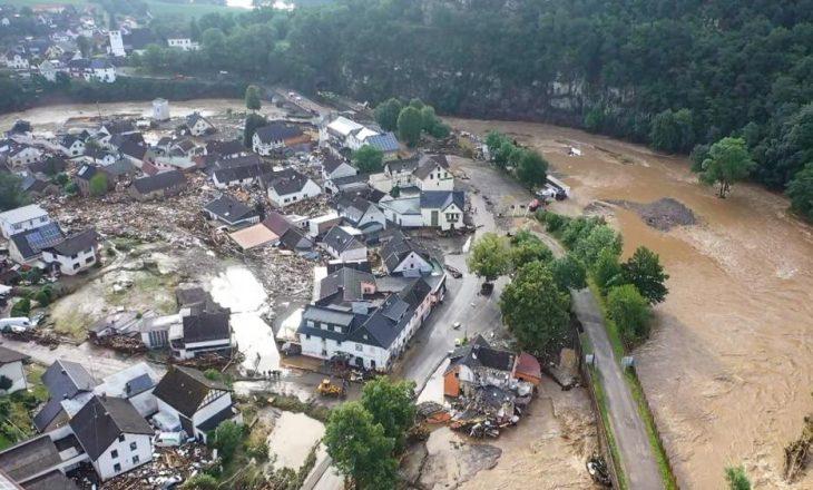 Përmbytjet në Gjermani: Vdes një vajzë nga Kosova