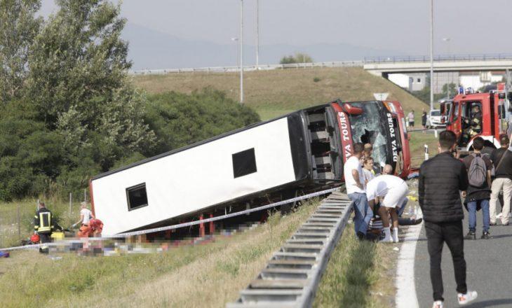 Identifikohen disa nga bashkatdhetarët që vdiqën në aksidentin në Kroaci