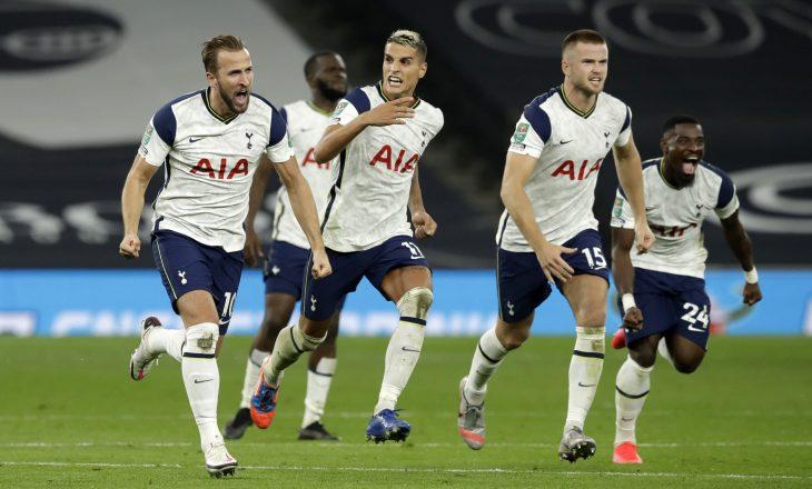 Tottenham Hotspur kërkon të transferoj lojtarin e talentuar të Sevillas