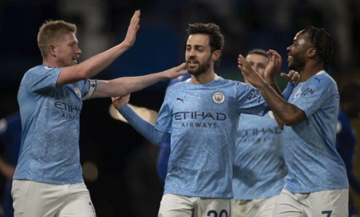 Manchester City nxjerr në shitje njërin ndër lojtarët kryesor të saj