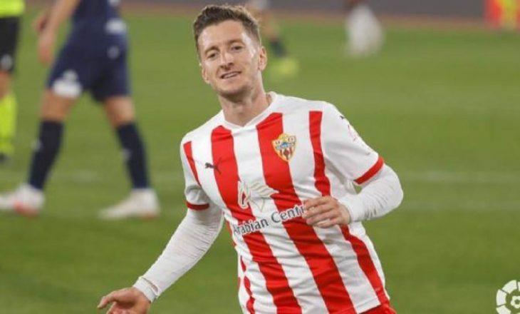 Mbrojtësi shqiptar, Ivan Balliu nënshkruan me klubin e La Ligas